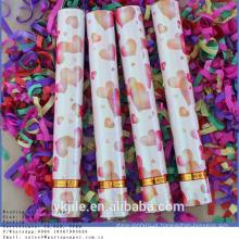 Konfettikanone Rose Petal Casamento Confetti Shooter