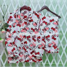 Mulheres Casa Roupas Roupões Pijamas