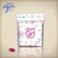 Hygienische Auflage der Großhandelskräuteranion für Frauen vom Porzellan