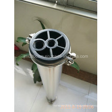 Boîtier à membrane en acier inoxydable 4080 pour équipement de traitement de l'eau