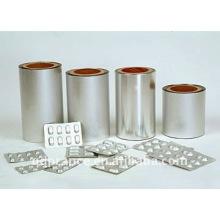 Embalaje de papel aluminio