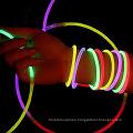 glowing light expandable bracelet