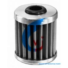 Motorcycle Filtro de aceite Filtro de aceite para Honda YAMAHA