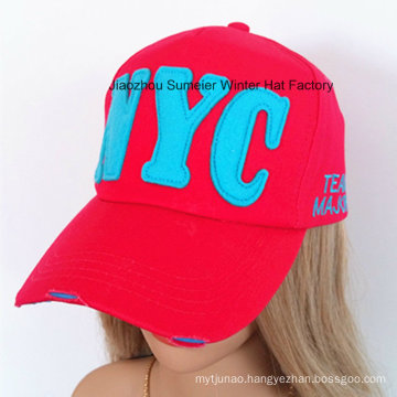 Fashion Patch Embroidered Cap Sports Cap Baseball Cap Trucker Hats