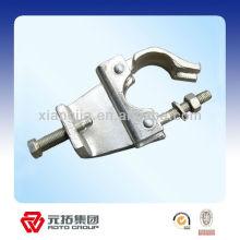 EN74 BS1139 geschmiedeter örtlich festgelegter Träger-Baugerüst-Koppler