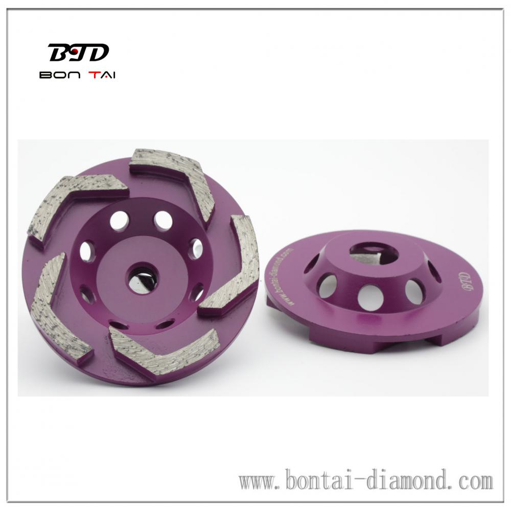 Coarse Cup Grinding Wheel for Concrete