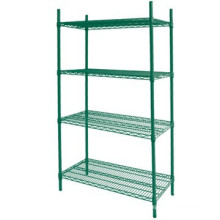 Adjustable Heavy Duty Storage or Display ISO Wire Shelf