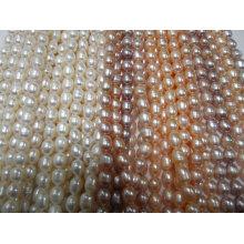 Perle de riz 10-11mm (ES396)