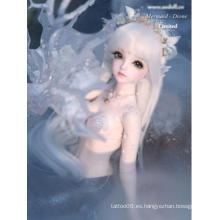 Muñeca Elegance Mermaid-Dione Muñeca articulada con bola de 45cm