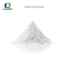 Chine Qualité fiable USP P-Amino acide benzoïque PABA 4-Aminobenzoic Acid