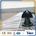 Valla de carretera revestida de PVC