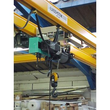 160 kg-2 tonnen Eot Crane Light Single