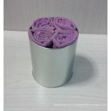 (BC-G1010) Рекламные подарки Терри полотенце с металлической коробке