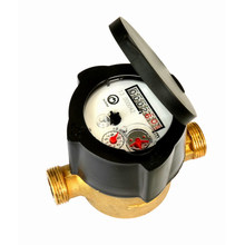 Объемный расходомер поршневой воды (PD-SDC-B6)