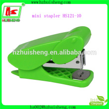 office&school blue mini stapler, wholesale cute mini stapler