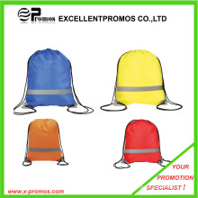 Saco de cordão reflexivo nylon 210d (EP-B8262)