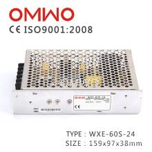 Wxe-60С-24 высокое качество Импульсный источник питания