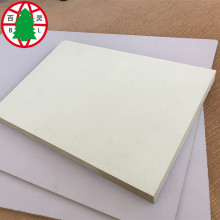 High Quality for China Melamine MDF,Thick Melamine MDF,White Melamine MDF Manufacturer funiture MDF sheet/ melamine MDF export to Lesotho Importers