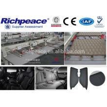 Автоматическая швейная машина Richpeace ---- Сшитый интерьер автомобиля / подушка
