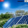150W Solar panel polycrystalline solar cell