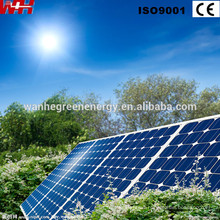 Panel solar de 150W célula solar policristalina