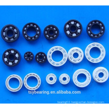 high speed miniature ball bearing 9mm ceramic ball bearing
