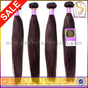 High Quality Cheap Straight Wave 100% Brazillian Virgin Hair