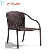 Китай Открытый стул stackable стул ротанга с рукой (с-2040)