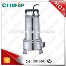 Bomba submergível ajustada de aço inoxidável inteira da série do CHIMP WQD