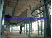 Powder Paint Coating Line