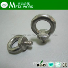 Galvanized Eye Bolt DIN580