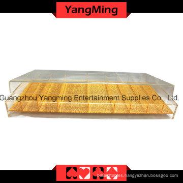 Acrylic Chip Tray (YM-CT04)