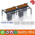 2016 high quality unique office furniture front desk simple teenage desks furniture
