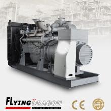 Noise operação confiável livre Reino Unido motor UK alternador UK controlador 4012-46TAG3A melhor preço 1300kw gerador diesel