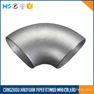 Reasonable price for Long Radius Bend B16.9 Stainless Steel 304L 90D Long Radius Elbow export to Portugal Importers