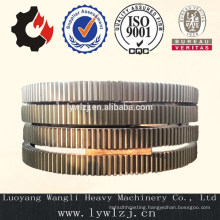 High Quality Large Geared Ring China Supplier