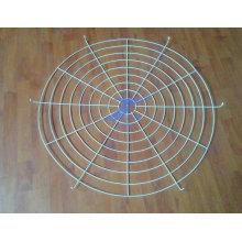 Malla galvanizada de la cubierta del ventilador para la industria de la máquina