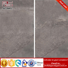 China Baumaterialien 1200x600mm Raue Oberfläche Porzellan Bodenfliese