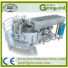 Volle automatische industrielle Eiscreme, die Maschinen herstellt