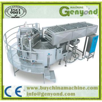 Machines de fabrication de crème glacée industrielle complètement automatique