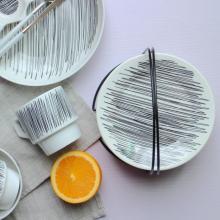 Ceramic Dessert 6 inch Plate Dish for Wholesale