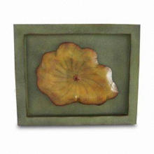 Metal Wall Hanging, Antique Wall Decor, Size: 23.75 x 23.75 x 0.75, Packing: 1/61 x 3, Volume: 0.036