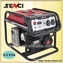 ¡Nuevo! Senci 6000-II 6KVA Generador Gasolina
