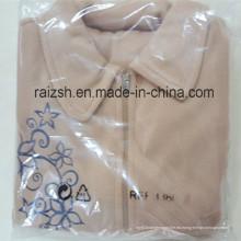 Traje de pijamas de mangas largas Ropa interior de doble cara gruesa