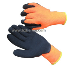 Gripper Impact Glovesthermal Latex Coated Gloves Safety Work Glove