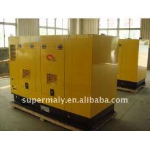 Auto start silent diesel generator