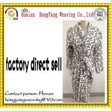 Microfiber Fleece Bathrobe