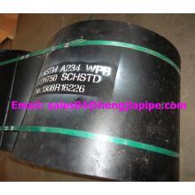 Redutor concêntrico preto SCHSTD ASTM A234WPB