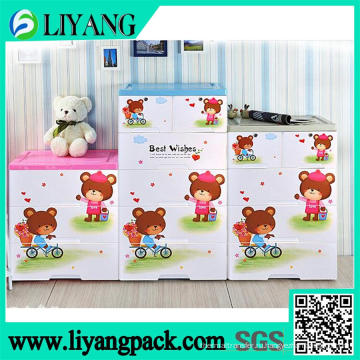 Милый Медведь дизайн, фильм передачи тепла для коробки сортировки