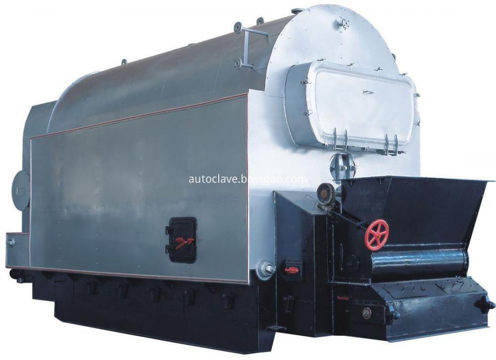 15 Ton Steam Boiler